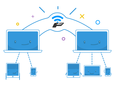 Bridging Mode ensures all your devices can connect to each other seamlessly