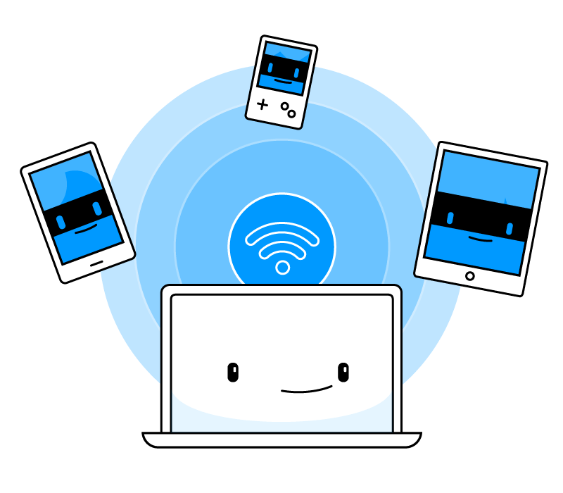 Turn your PC into a Wi-Fi Hotspot - Connectify Hotspot