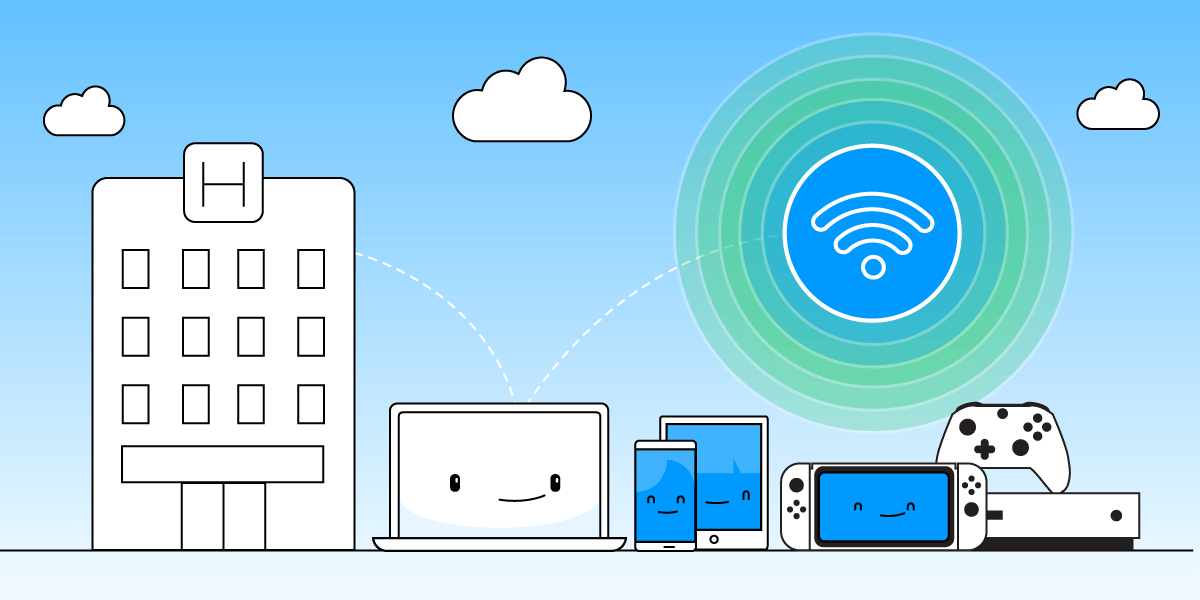 How to Get Your Chromecast Working on a Hotel Room WiFi - Connectify