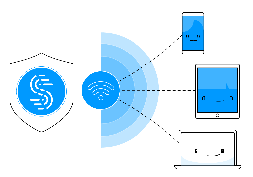 use connectify to set up a portable wifi hotspot vpn